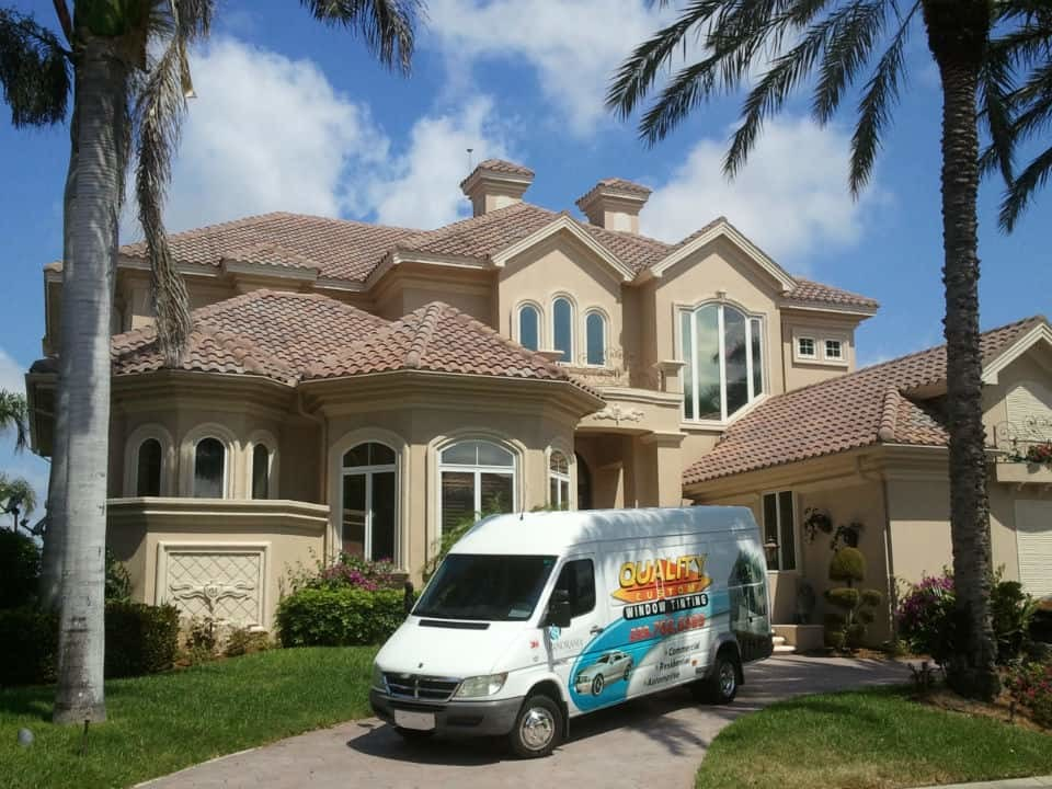 Residential Window Tinting Sanibel Island FL